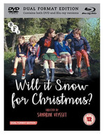 WILL IT SNOW FOR CHRISTMAS - LIMITED EDITION BLU-RAY + DVD [UK] BLURAY