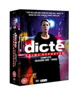 DICTE CRIME REPORTER SEASONS 1 TO 3 DVD [UK] DVD