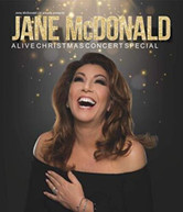 JANE MCDONALD - LIVE CHRISTMAS CONCERT SPECIAL BLURAY