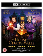 THE HOUSE WITH A CLOCK IN ITS WALLS 4K ULTRA HD [UK] 4K BLURAY