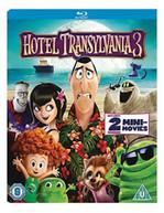 HOTEL TRANSYLVANIA 3 - A MONSTER VACATION BLU-RAY [UK] BLURAY