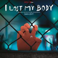 DAN LEVY - I LOST MY BODY / SOUNDTRACK VINYL