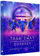 TAKE THAT - ODYSSEY: GREATEST HITS LIVE BLURAY