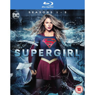 SUPERGIRL SEASONS 1 TO 3 BLU-RAY [UK] BLURAY