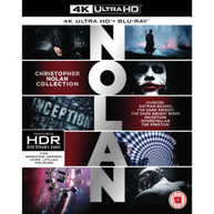 CHRISTOPHER NOLAN COLLECTION 4K ULTRA HD [UK] 4K BLURAY