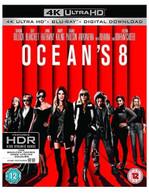 OCEANS EIGHT 4K ULTRA HD [UK] 4K BLURAY