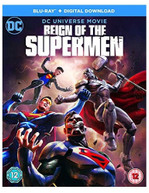 DC REIGN OF THE SUPERMAN BLU-RAY [UK] BLURAY