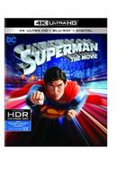 SUPERMAN 4K ULTRA HD [UK] 4K BLURAY