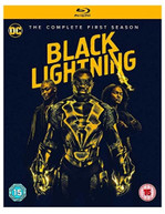 DC BLACK LIGHTNING SEASON 1 BLU-RAY [UK] BLURAY