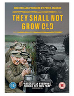 THEY SHALL NOT GROW OLD DVD [UK] DVD