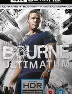 BOURNE - THE BOURNE ULTIMATUM 4K ULTRA HD [UK] 4K - BLURAY