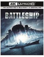 BATTLESHIP 4K ULTRA HD [UK] 4K BLURAY