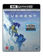 EVEREST 4K ULTRA HD [UK] 4K BLURAY