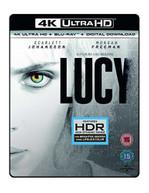 LUCY 4K ULTRA HD [UK] 4K BLURAY