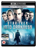 STAR TREK - INTO DARKNESS 4K ULTRA HD- [UK] 4K BLURAY