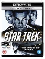 STAR TREK 4K ULTRA HD [UK] 4K BLURAY