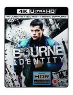 BOURNE - THE BOURNE IDENTITY 4K ULTRA HD [UK] 4K BLURAY