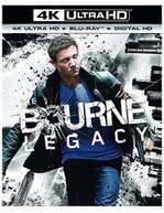 BOURNE - THE BOURNE LEGACY 4K ULTRA HD [UK] 4K BLURAY