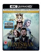 THE HUNSTMAN - WINTERS WAR 4K ULTRA HD [UK] 4K BLURAY