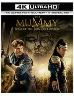 THE MUMMY TOMB OF THE DRAGON EMPEROR 4K ULTRA HD [UK] 4K BLURAY