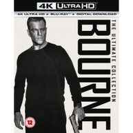 BOURNE - JASON BOURNE COLLECTION 4K ULTRA HD [UK] 4K BLURAY