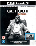 GET OUT 4K ULTRA HD [UK] 4K BLURAY