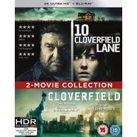 10 CLOVERFIELD LANE / CLOVERFIELD 4K ULTRA HD [UK] 4K BLURAY