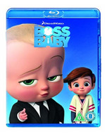 THE BOSS BABY BLU-RAY [UK] BLURAY