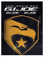 GI JOE - THE RISE OF COBRA / GI JOE 2 - RETALIATION 4K ULTRA HD [UK] 4K BLURAY