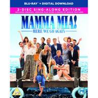 MAMMA MIA - HERE WE GO AGAIN! BLU-RAY [UK] BLURAY