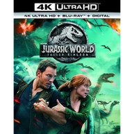 JURASSIC WORLD - FALLEN KINGDOM 4K ULTRA HD [UK] 4K BLURAY