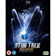 STAR TREK - DISCOVERY SEASON 1 BLU-RAY [UK] BLURAY