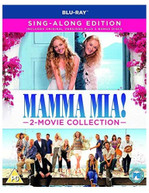 MAMMA MIA / MAMMA MIA - HERE WE GO AGAIN BLU-RAY [UK] BLURAY
