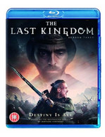 THE LAST KINGDOM SEASON 3 BLU-RAY [UK] BLURAY