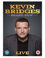 KEVIN BRIDGES - THE BRAND NEW TOUR LIVE DVD [UK] DVD