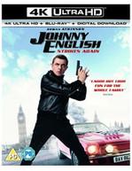 JOHNNY ENGLISH STRIKES AGAIN 4K ULTRA HD [UK] 4K BLURAY