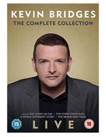 KEVIN BRIDGES - THE BRAND NEW COLLECTION DVD [UK] DVD