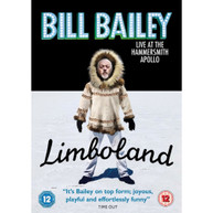 BILL BAILEY - LIMBOLAND LIVE DVD [UK] DVD