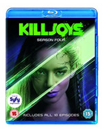 KILLJOYS SEASON 4 BLU-RAY [UK] BLURAY