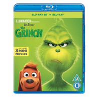 THE GRINCH 3D + 2D BLU-RAY [UK] BLURAY