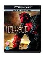 HELLBOY II THE GOLDEN ARMY 4K ULTRA HD + BLU-RAY [UK] 4K BLURAY