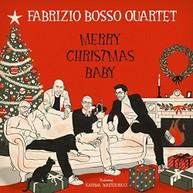 FABRIZIO QUARTET BOSSO - MERRY CHRISTMAS BABY VINYL