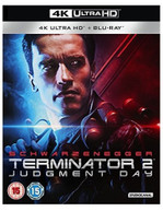 TERMINATOR 2 4K ULTRA HD [UK] 4K BLURAY