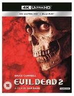 EVIL DEAD 2 4K ULTRA HD [UK] 4K BLURAY