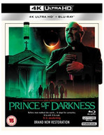 THE PRINCE OF DARKNESS 4K ULTRA HD [UK] 4K BLURAY