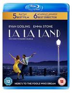 LA LA LAND BLU-RAY [UK] BLURAY