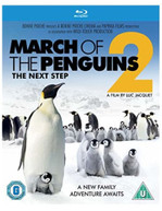MARCH OF THE PENGUINS 2 BLU-RAY [UK] BLURAY
