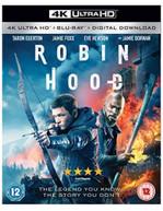 ROBIN HOOD 4K ULTRA HD + BLU-RAY [UK] 4K BLURAY
