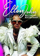 ELTON JOHN - BECOMING ROCKETMAN DVD