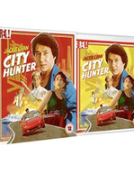 CITY HUNTER BLU-RAY [UK] BLURAY